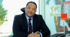 هشام مهران نائب الرئيس التنفيذي لشركة اورنچ لقطاع التسويق والمبيعات لكبري عملاء الشركات
