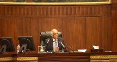 على عبدالعال : البرلمان يملك حق  تعديل الدستور