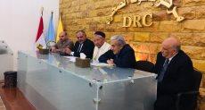 الدكتور نعيم مصيلحى رئيس مركز بحوث الصحراء