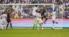 النصر ضد الهلال فى الدوري السعودي