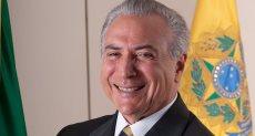 ميشيل تامر رئيس البرازيل السابق