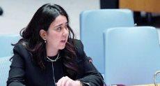 لانا زكي نسيبة - مندوبة الإمارات بالأمم المتحدة