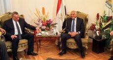 اللواء أحمد راشد محافظ الجيزة