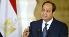 الرئيس عبد الفتاح السيسي رئيس الجمهورية