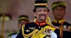حسن البلقية سلطان بروناي