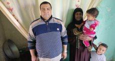 الطفل آدم حسام أحمد 9 شهور
