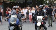 المعارضة فى فنزويلا