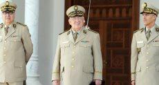 الفريق قايد صالح، رئيس أركان الجيش الجزائري