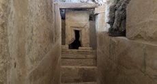مقبرة اثرية - أرشيفية