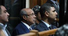 محاكمة حبيب العادلى - أرشيفية