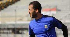 محمد فوزى حارس مرمى الإسماعيلى