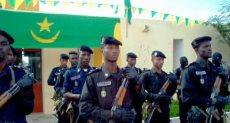 الشرطة الموريتانية - أرشيفية
