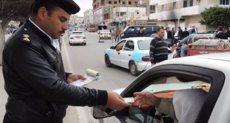 تعرف على إجراءات استخراج رخصة تسيير السيارة فى القانون الجديد