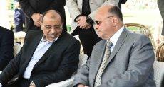 وزير التنمية المحلية، اللواء محمود شعراوى