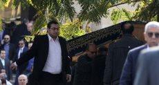 تشييع جثمان الراحل احمد كمال ابو المجد