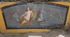 جدارية أثرية
