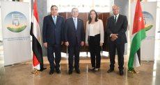 وزيرا البترول المصرى والإردنى