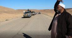 الجيش الليبى: قادة الميليشيات المسلحة هربوا لـ تركيا وقطر