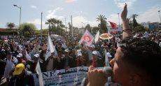 تظاهرات المغرب