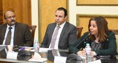 مي عبد الحميد الرئيس التنفيذي لصندوق الإسكان الاجتماعي