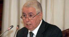 الرئيس الجزائرى المؤقت عبد القادر بن صالح