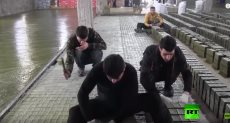 صناعة الصابون فى حلب