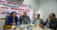 الدكتورة ياسمين فؤاد وزيرة الدولة لشئون البيئة