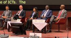 عبير شقوير تنوب عن وزير الاتصالات بمنتدى القمة العالمية