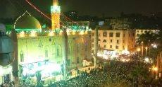 ضريح الإمام الحسين بن علي