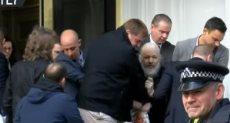 اعتقال مؤسس موقع ويكيليكس