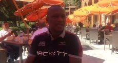 كويسي أبياه المدير الفني لمنتخب غانا