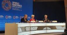 كريستين لاجارد - مدير عام صندوق النقد الدولى