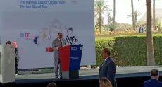 احتفالية بمئوية منظمة العمل الدولية بالقاهرة