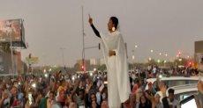 الاحتجاجات فى السودان