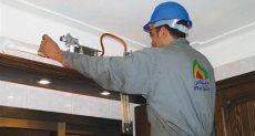 الغاز الطبيعي في المنازل