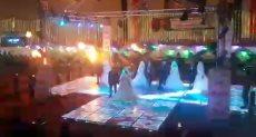 حفل زفاف جماعى للأيتام