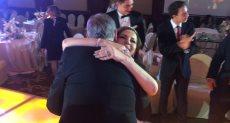 حفل زفاف جيهان منصور