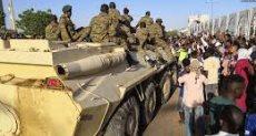 صورة أرشيفية من احتجاجات السودان