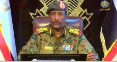 عبد الفتاح البرهان رئيس المجلس العسكرى الانتقالى فى السودان