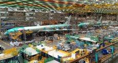 أكبر مصنع طائرات بالعالم
