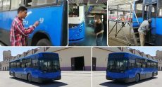 ورش تجديد وصيانة سيارات النقل العام