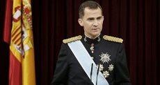 الملك فيليبى السادس ملك إسبانيا