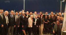 حفل شركة بيونج لوفد مصر للطيران والوفد الإعلامى
