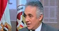 المستشار محمود الشريف نائب الهيئة الوطنية للانتخابات