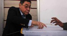 النائب العام الأسبق عبد المجيد محمود