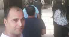 المصريون في دبى يشاركون في الاستفتاء