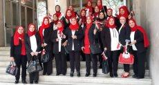 جانب من المصريين في ميلانو