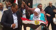 رئيس حى الوراق يتابع استفتاء تعديل الدستور المصري 2019