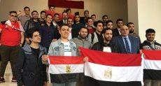 ابناء الجالية المصرية فى موسكو