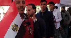 المصريون فى طوابير الاستفتاء